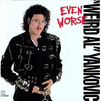 Weird Al Yankovic - Even Worse [CD] USA import