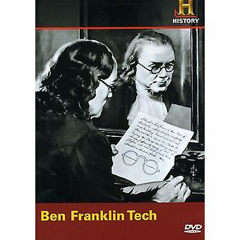 Ben Franklin Tech [DVD] USA import
