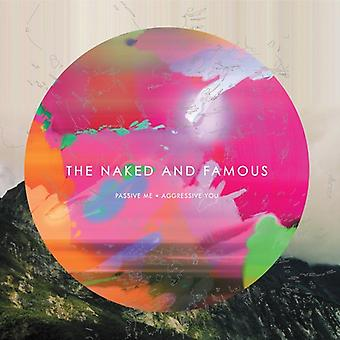 Naked & Famous - Passive Me Aggressive You [CD] USA import