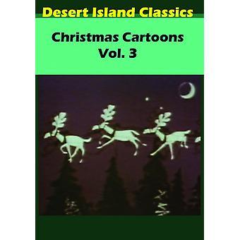 Importación de USA de Navidad dibujos animados 3 [DVD]