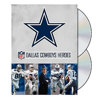 NFL Dallas Cowboys Heroes [DVD] USA importerer