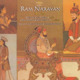 Ram Narayan - Master [CD] USA import