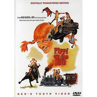 Pippi på Run [DVD] USA importerer