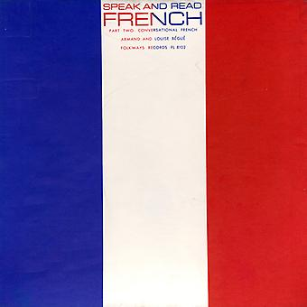 Armand Begue & Louise - Speak & Read French Part 2: Conversational French [CD] USA import