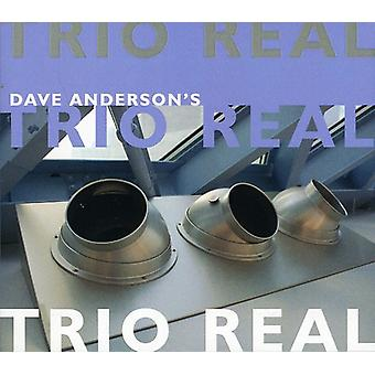 Anderson, Dave Trio Real - Trio virkelige [CD] USA import