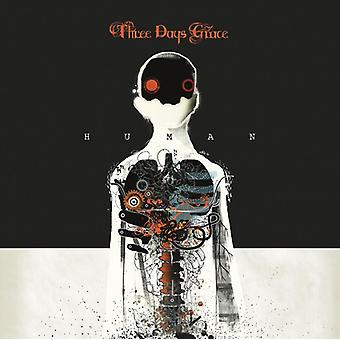 Three Days Grace - Human [CD] USA import