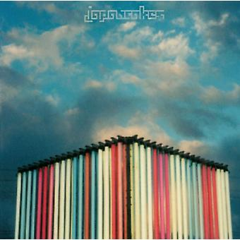 Japancakes - Down the Elements [CD] USA import