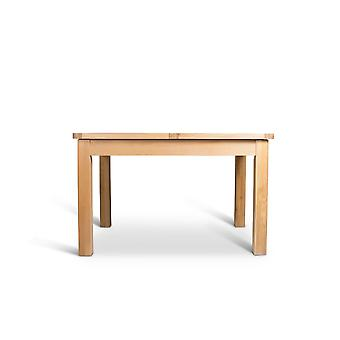 Direct Home Living Sasso Oak Small Extending Dining Table