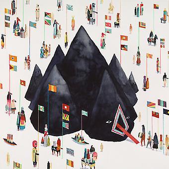 Unge kæmpe - hjem af Strange [CD] USA importerer
