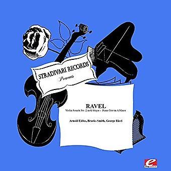 Ravel / Eidus, Arnold - Violine Sonata 2 in G-Dur [CD] USA import