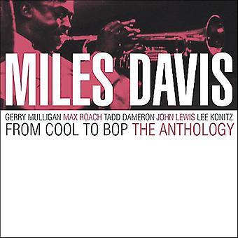 Miles Davis - From Cool to Bop-Anthology [CD] USA import