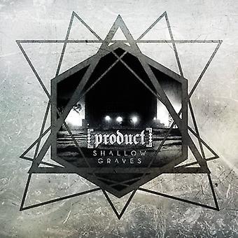 Produkt - Shallow grave [CD] USA importerer