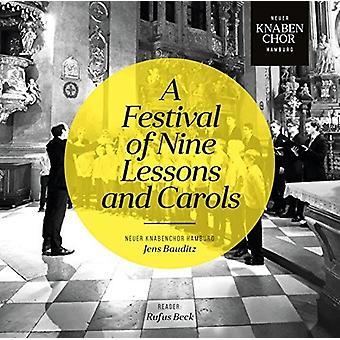 Bartholdy / Browne / Beck / Bauditz - en Festival for ni lektioner & julesange [CD] USA import