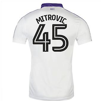 2016-17 Newcastle Third Shirt (Mitrovic 45)