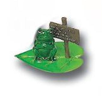 Sandimas Frog resting (Fish , Decoration , Ornaments)