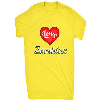 Renowned I Love Heart Zombies