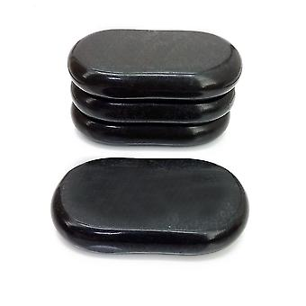 Royal Massage 4PC XXL Basalt Hot Stone Set A