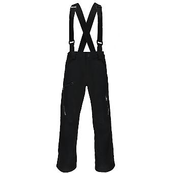 Spyder QUEST boy's propulsion young ski pants black