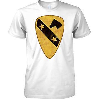 U.S. 1. Kavallerie Vietnam Inignia Patch - Mens T Shirt