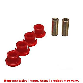 Energy Suspension Universal Link Bushings 9.9482R Red Fits:UNIVERSAL 0 - 0 NON