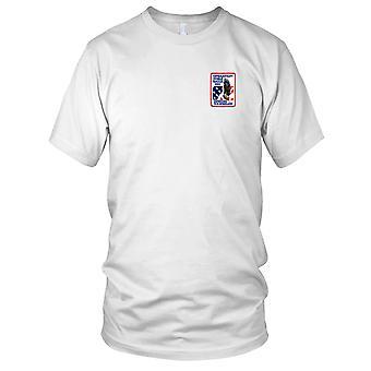 USAF Airforce - Operation Noble Eagle 2001 broderede Patch - Herre T-shirt