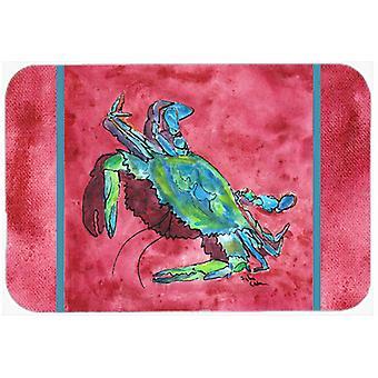 Carolines Treasures  8379-CMT Crab  Kitchen or Bath Mat 20x30 8379