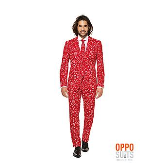 Iconicool jul jul Opposuit slimline Premium 3-piece suit