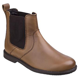 Hush Puppies Childrens Girls Fleur Chelsea Boots