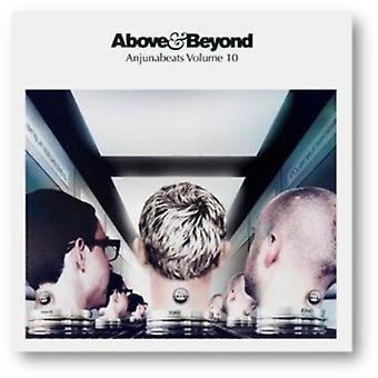 Boven & buiten - boven & buiten: Vol. 10-Anjunabeats [CD] USA importeren