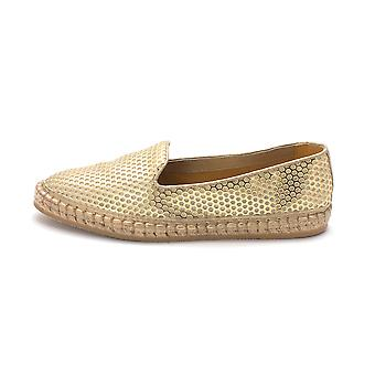 Cole Haan Womens Palermo Espadrille Closed Toe Espadrille Flats