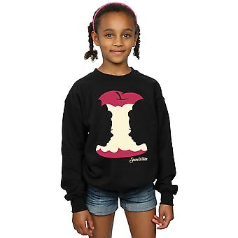 Disney Princess Girls Snow White Silhouette Sweatshirt
