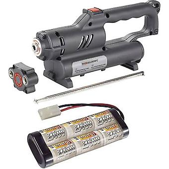 Motor starter mod kit Modelcraft 540 Compatible with Series 15/25 nitro engines incl. motor mount