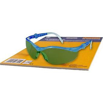 Safety glasses Upixx CYCLE Ergonomic 26753SB Blue