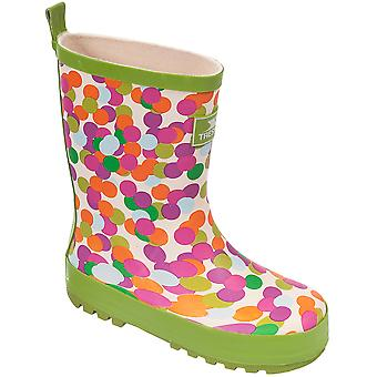 Overtreding meisjes Kami Wellington Boot