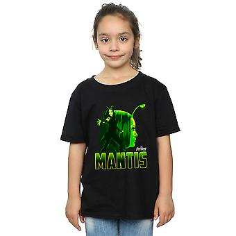 Marvel Girls Avengers Infinity War Mantis Character T-Shirt