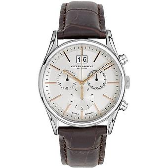 Abeler & sons men's watch sporty chronograph A & S 3239