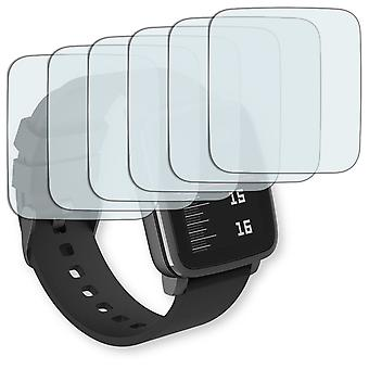 Pebble time 2 screen protector - Golebo crystal clear protection film