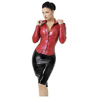 Westward Bound Fishtail Pencil Latex Rubber Skirt