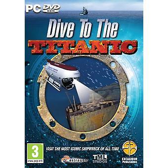 Duik naar de Titanic (PC DVD)