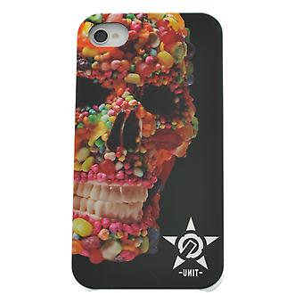 Unit Black Sweet Tooth iPhone 4-4s Case