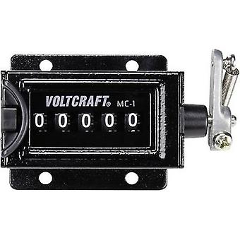 Voltcraft MC-1 Machine Counter
