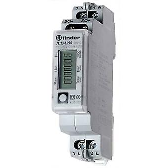 Finder 7E.23.8.230.0010 Electricity meter (AC) Digital 32 A MID-approved: Yes