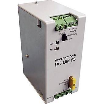 DC monitoring unit FG Elektronik DC-ÜM 23
