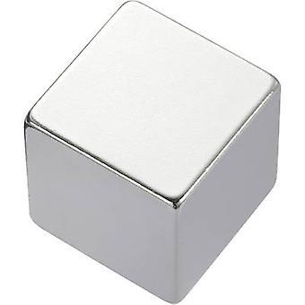 Conrad Components Permanent magnet Cube N45 1.37 T Temperature limit (max.): 80 °C