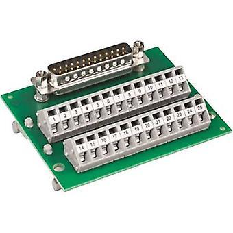 WAGO 289-448 D-SUB encabezado interfaz módulo 08 mm-2.5 mm²