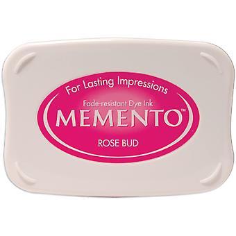 Memento Dye Ink Pad-Rose Bud