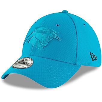 New era 39Thirty Cap - color rush, Carolina Panthers
