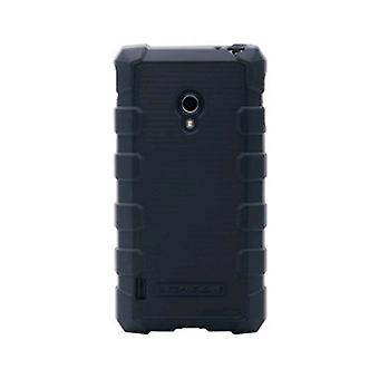 Guante de cuerpo robusto serie DropSuit caso para LG VS870/Lucid 2 (negro) - 9353101