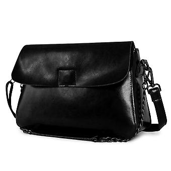 Shoulder handbag in genuine cow leather K8605S