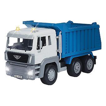 Driven 70.1000Z Dump Truck Vehicle, Multi-Colour, 1: 16 Scale